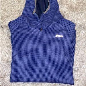 ASICS workout hoodie